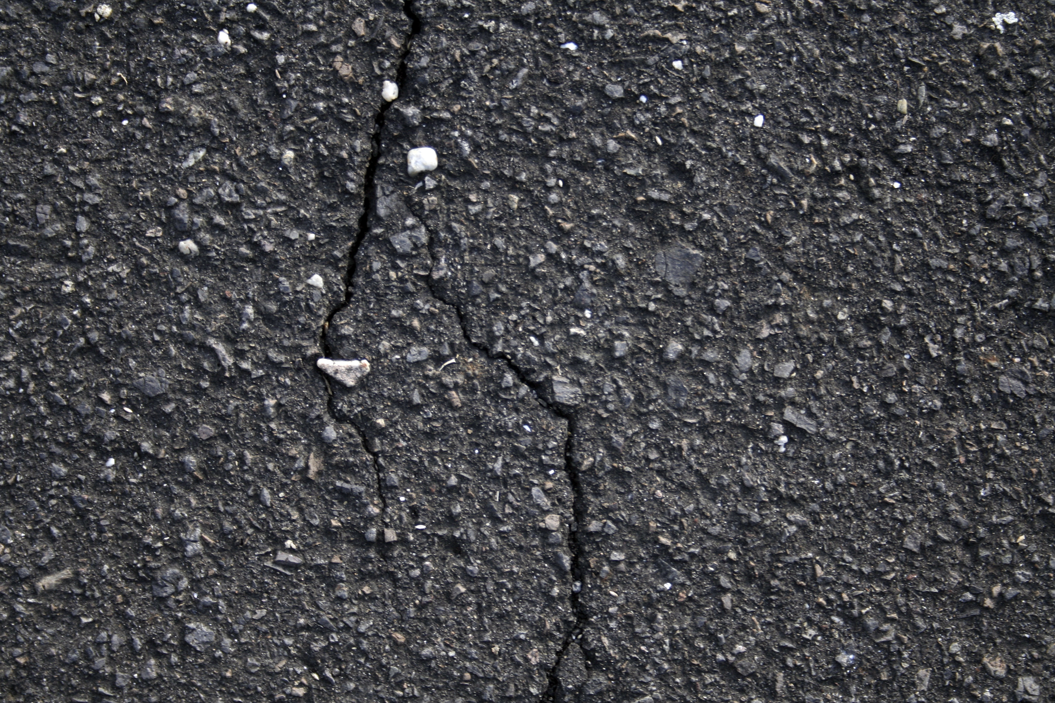 Cracked Asphalt Texture Black Download Textures For