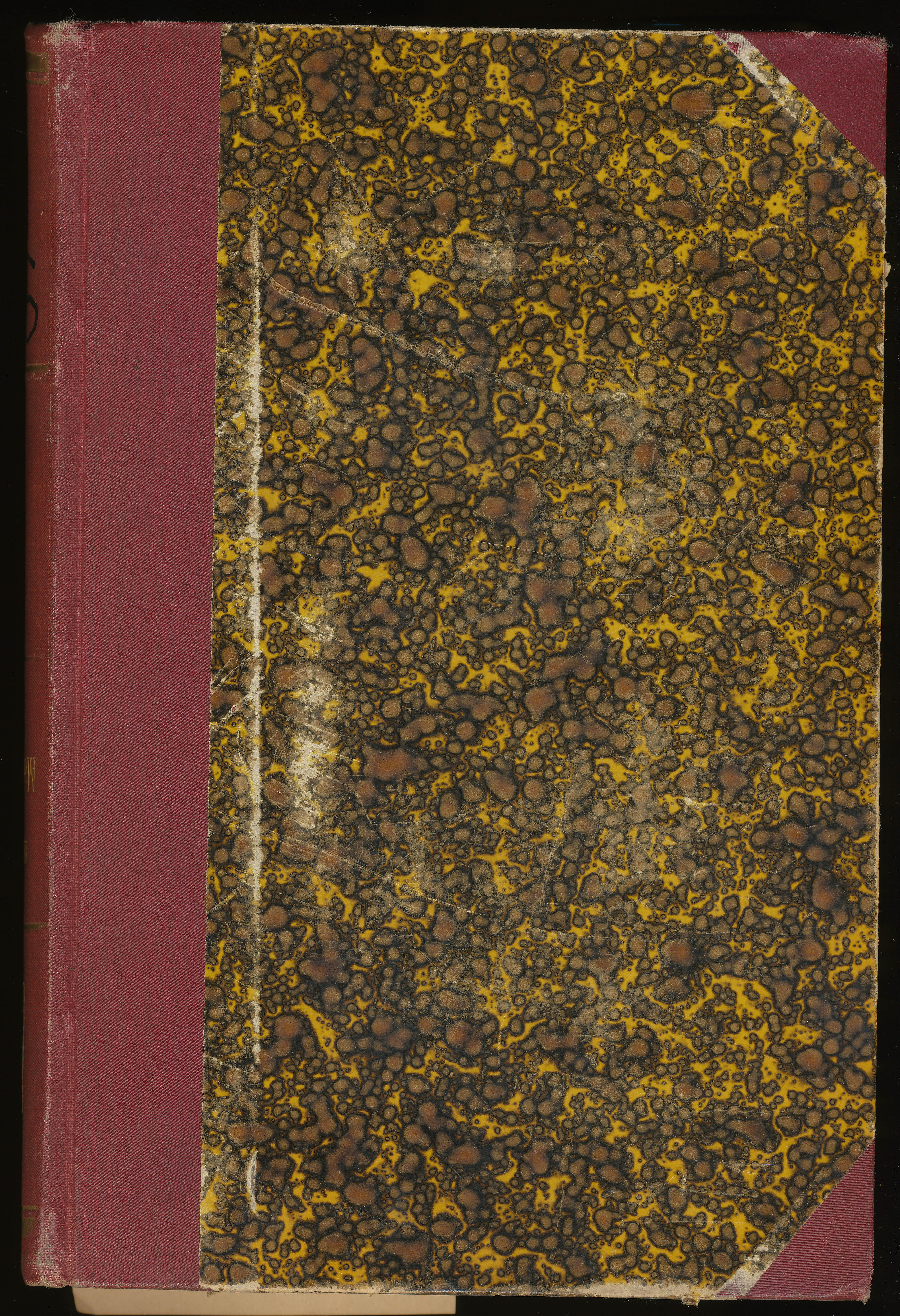 Creased Book Cover Texture : Five hq vintage book paper and leather cover texture