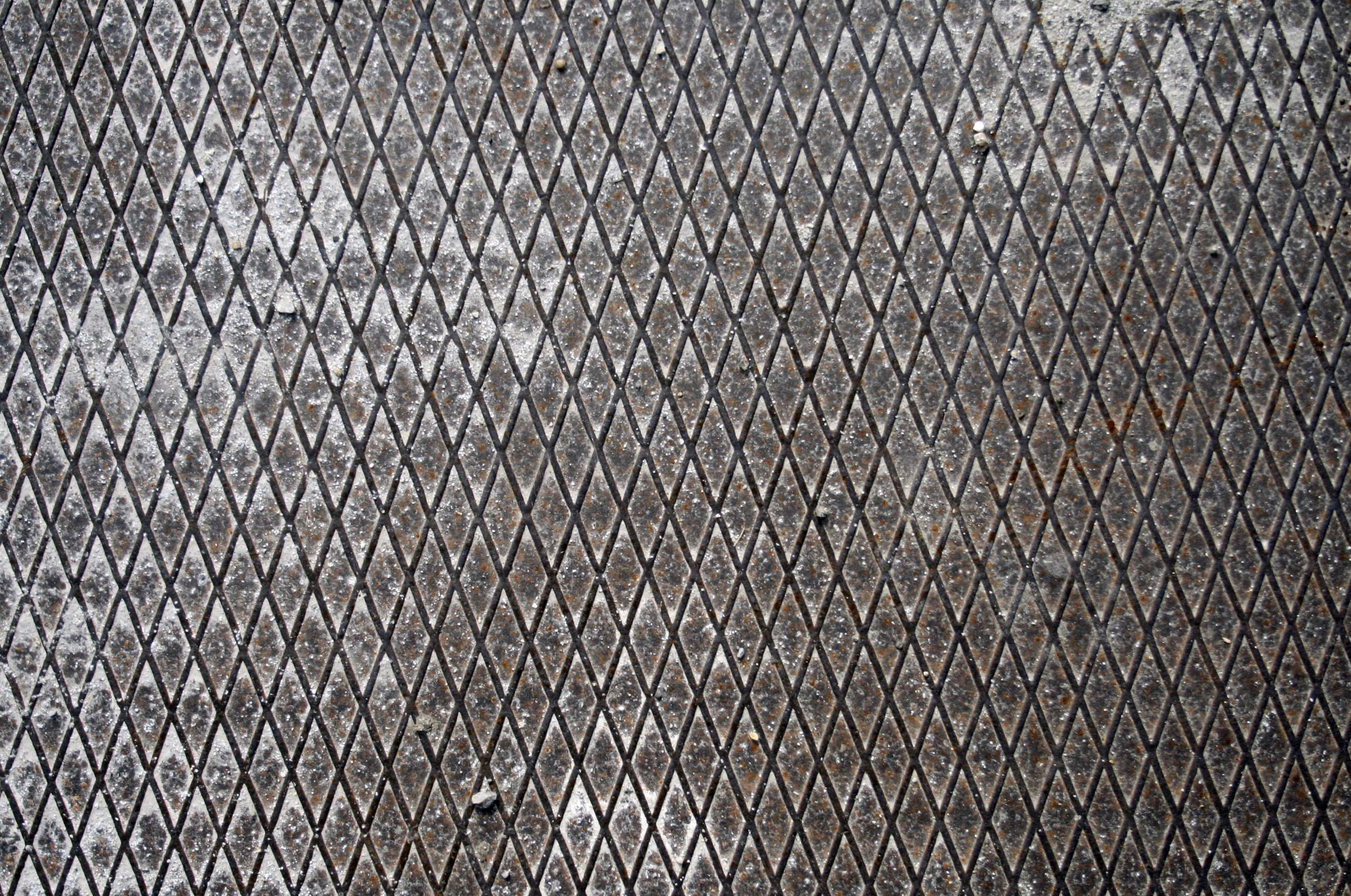 Metal texture with grid | Textures for photoshop free