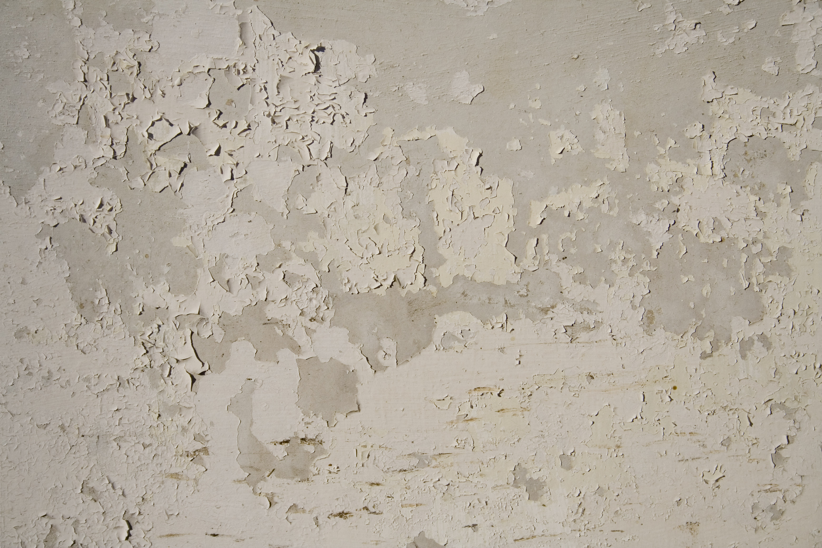 Painted Cracked Grey White Wall Texture Textures For