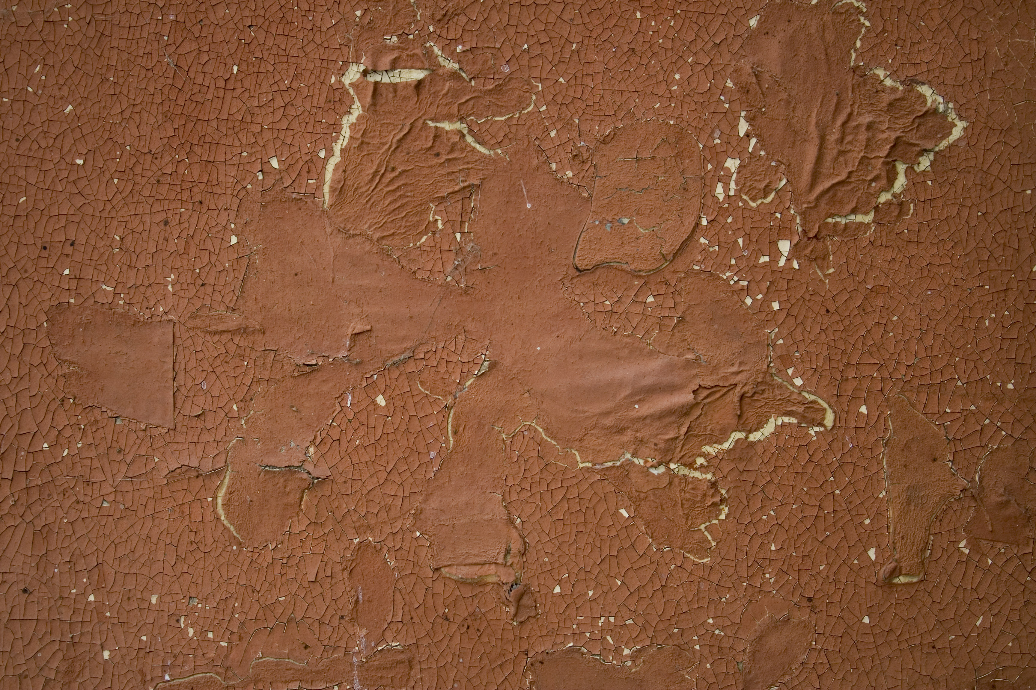 Painted Cracked Brown Wall Texture Premium Textures For