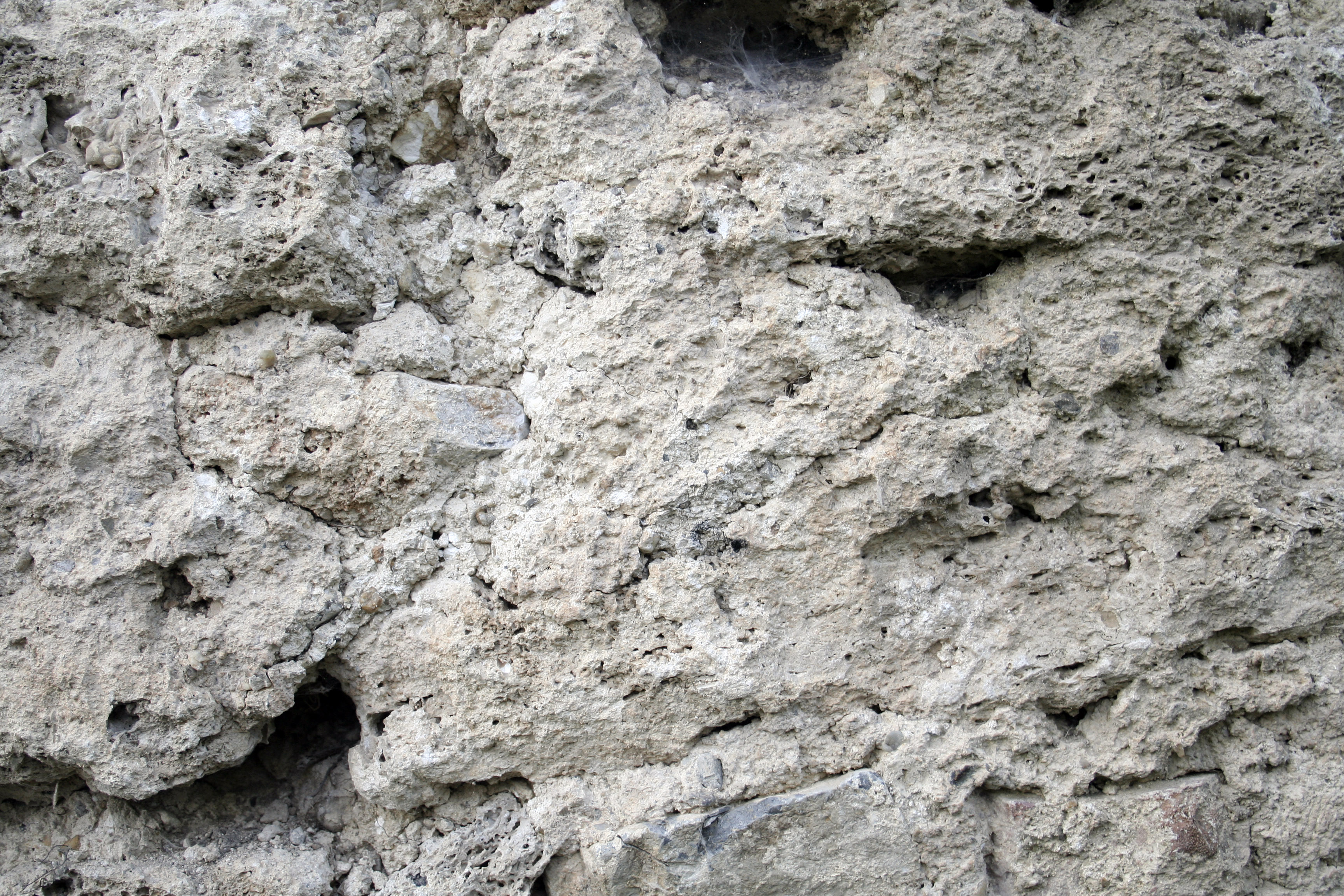 Stone Wall Texture With Some Concrete Textures For