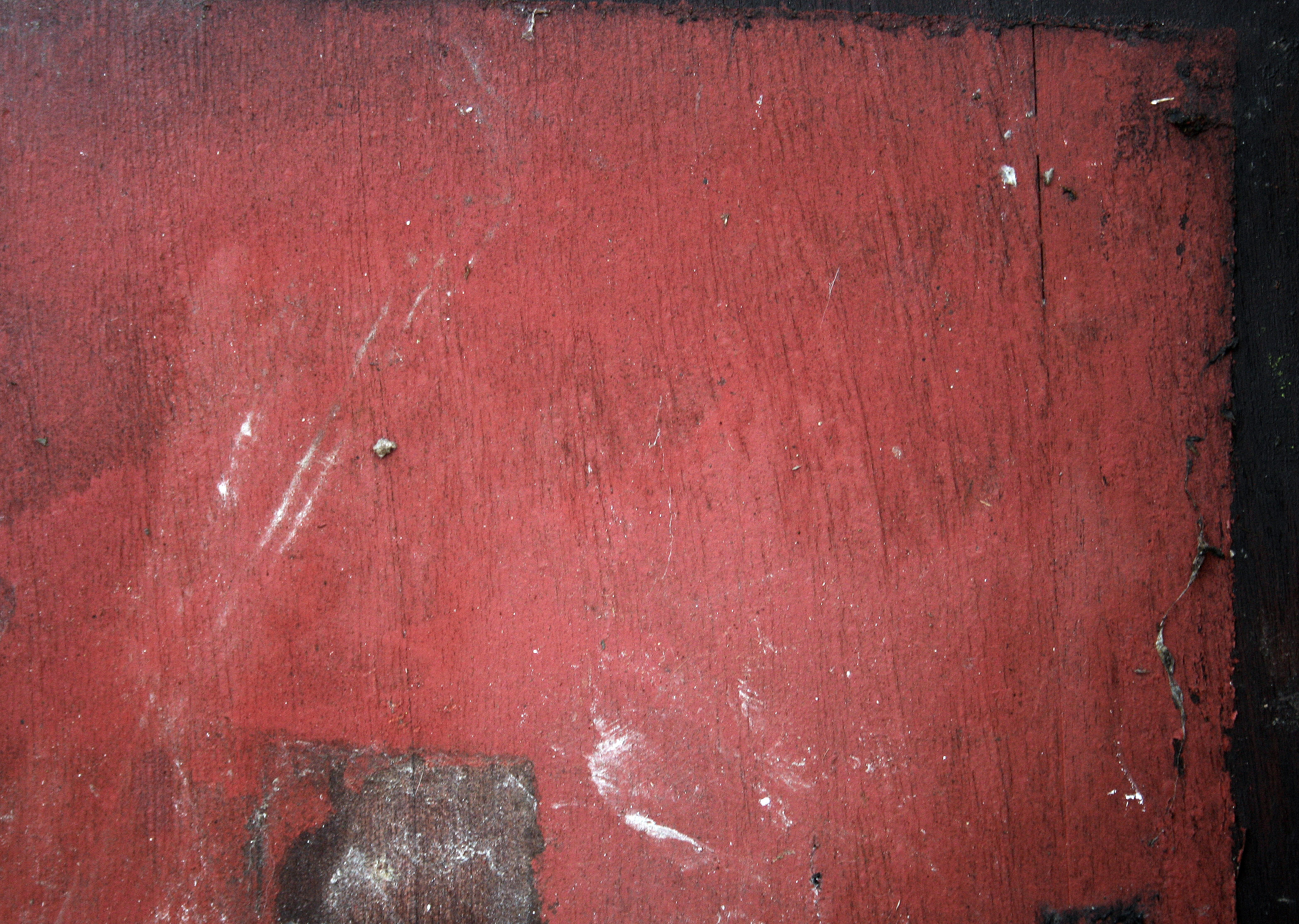 Download Painted Red Dusty Wood Free Texture