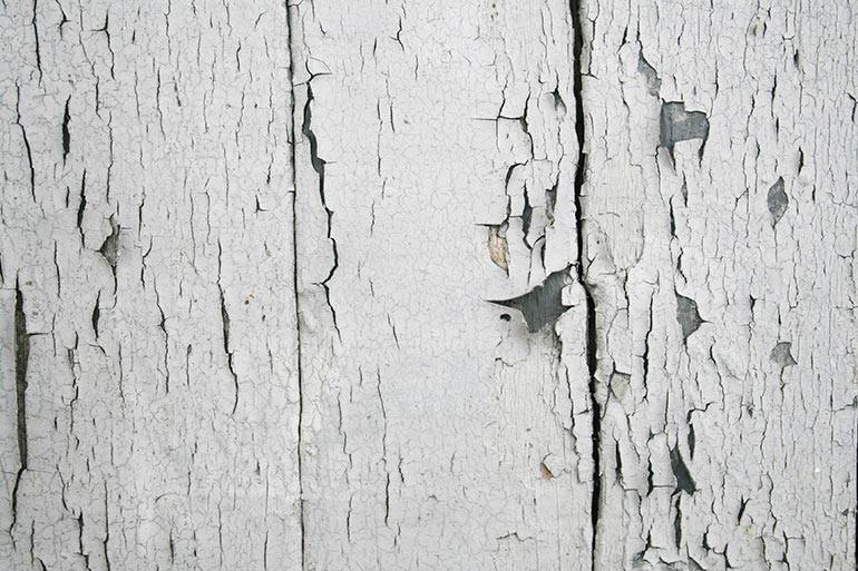 White cracky old planks old texture – free