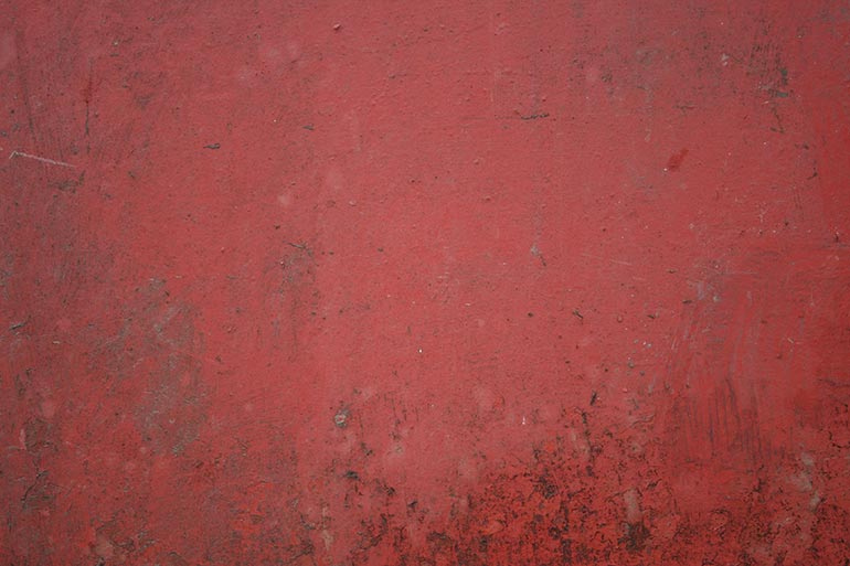 Metal, red painted metal free stock texture