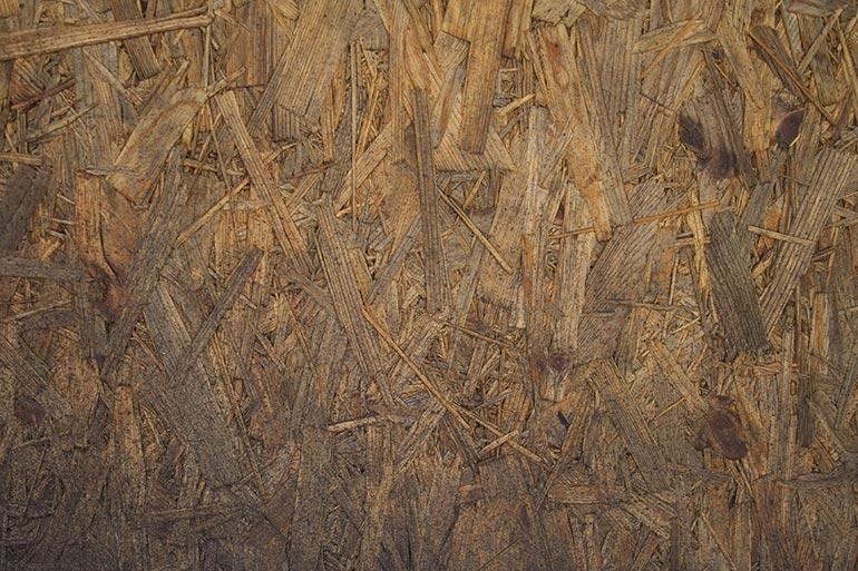 Dirty fibreboard wood stock texture