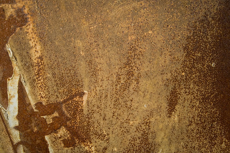 Brown rusty metal texture – free download