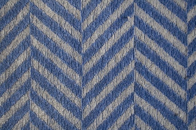Blue textile free stock texture