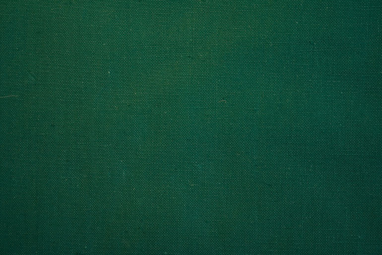 Green textile stock texture