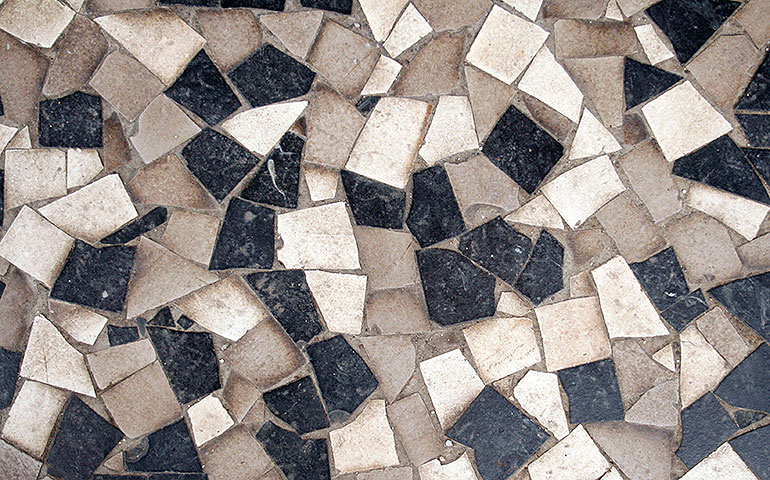 mosaic floor tiles textures for photoshop free