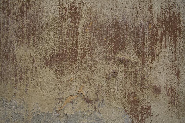 Brown concrete, Painted old wall stock texture
