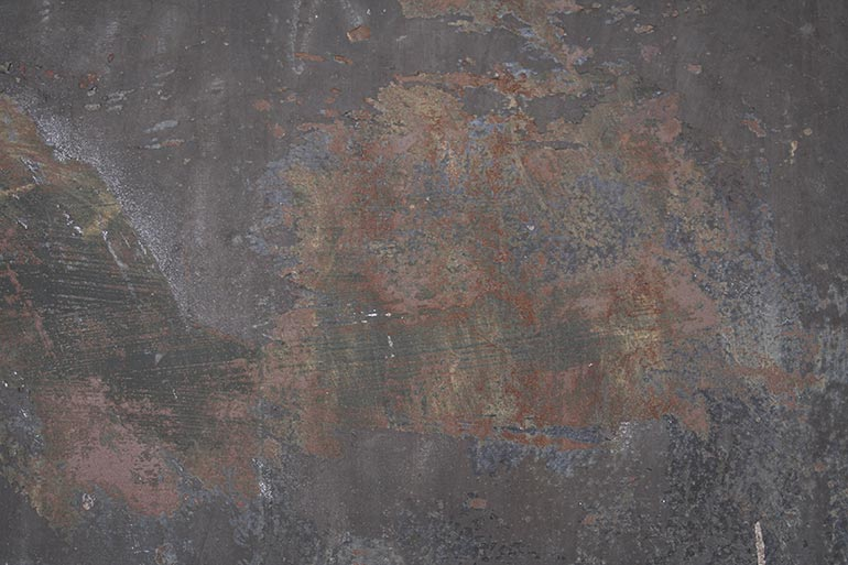 Photoshop, metal texture