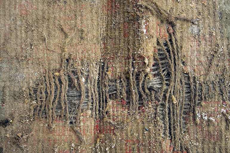 Dirty grunge textile texture