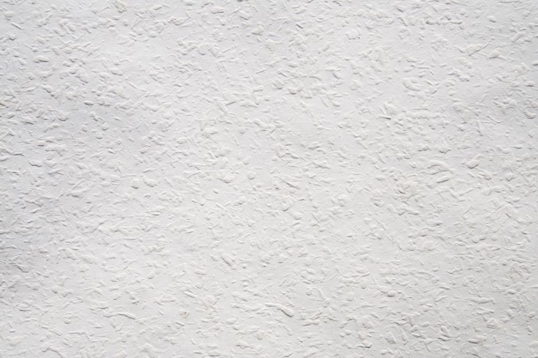 White patterned wallpaper texture