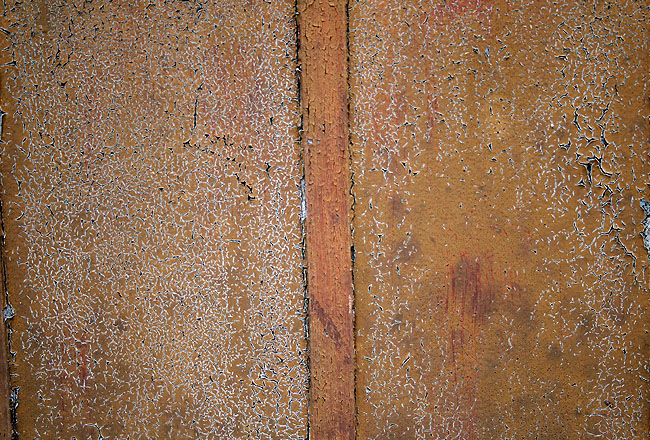 Metal texture, brown and rusty