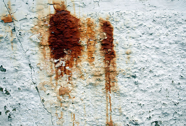 Wall texture, with rust and crack