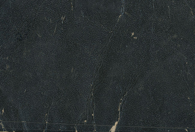 Book cover paper texture black