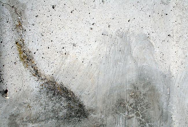 Concrete texture with crack