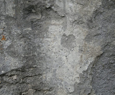 Concrete texture with little heart