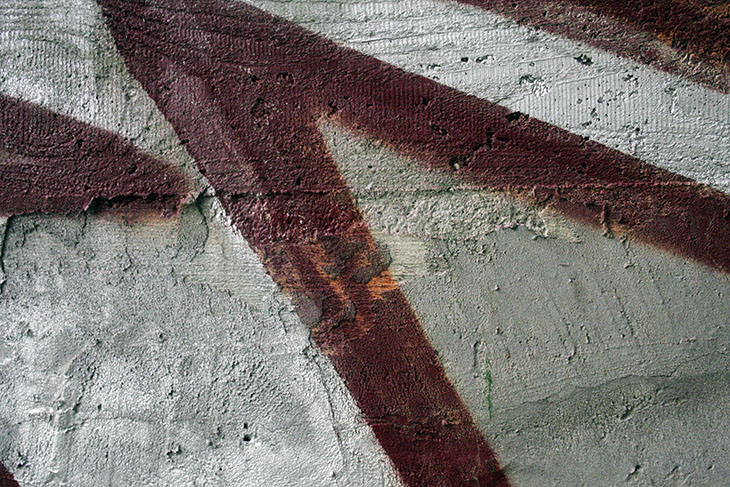 concrete-texture-with-red-sign-medium