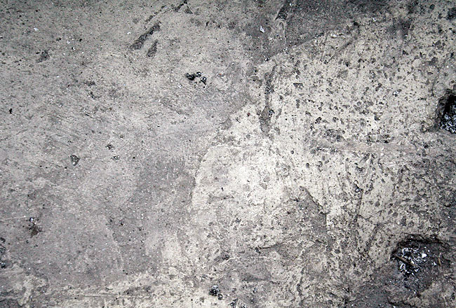 Grey dirty concrete