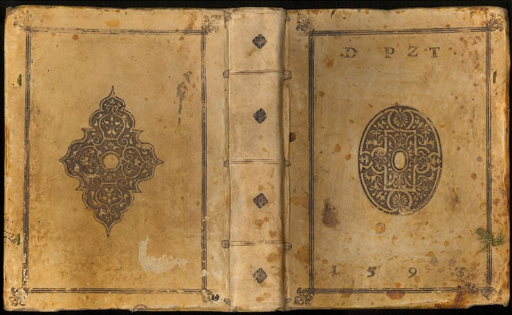 33 Great  Bindings Texture from John M. Kelly Library