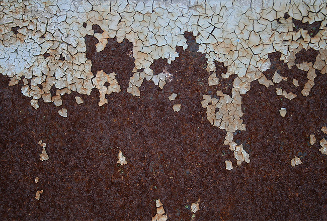 Brown cracked painted metal free download