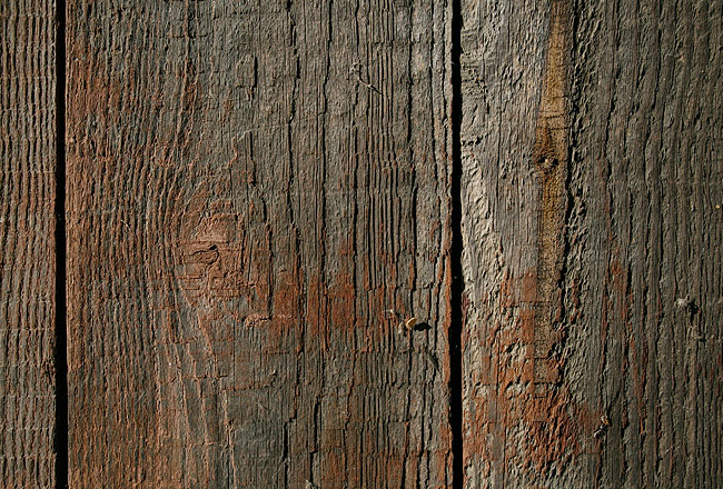 Planks old wood texture close-up