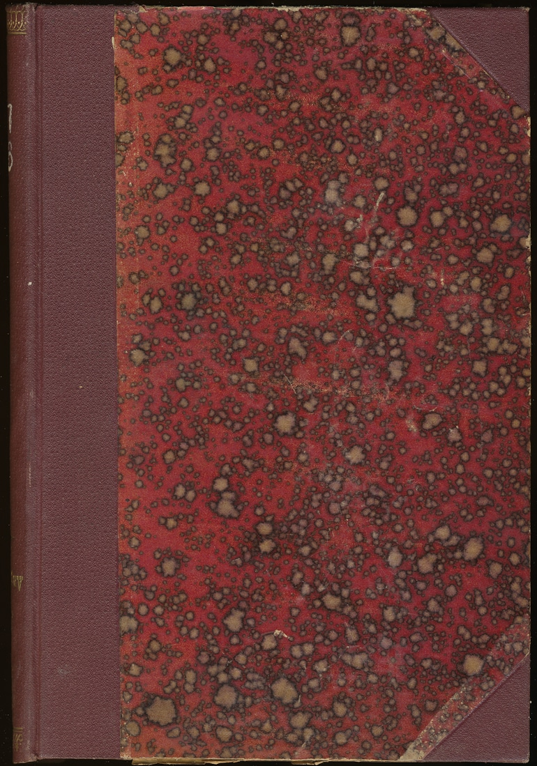 Creased Book Cover Texture : Red extremly high quality paper texture ever