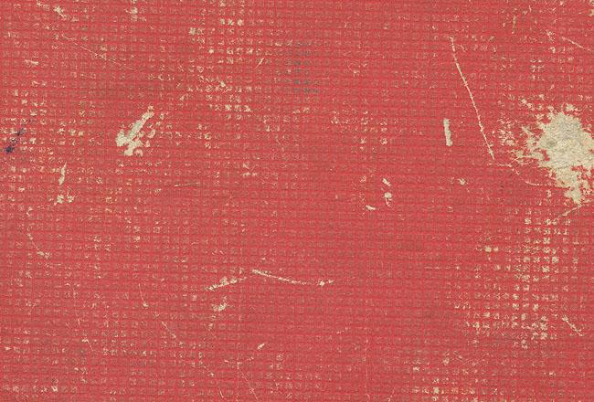 Red paper, high-qualitiy