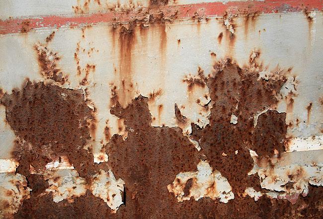 Rusty metal texture, free