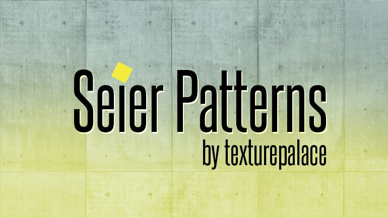 Seier Pattern Set – by Texturepalace
