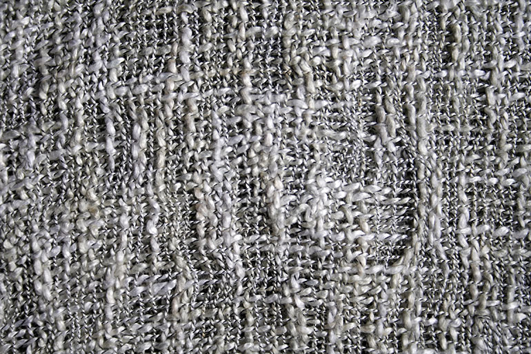Grey textile texture – free download