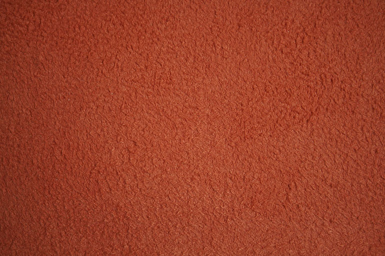 Carrot-colored textile texture – free download