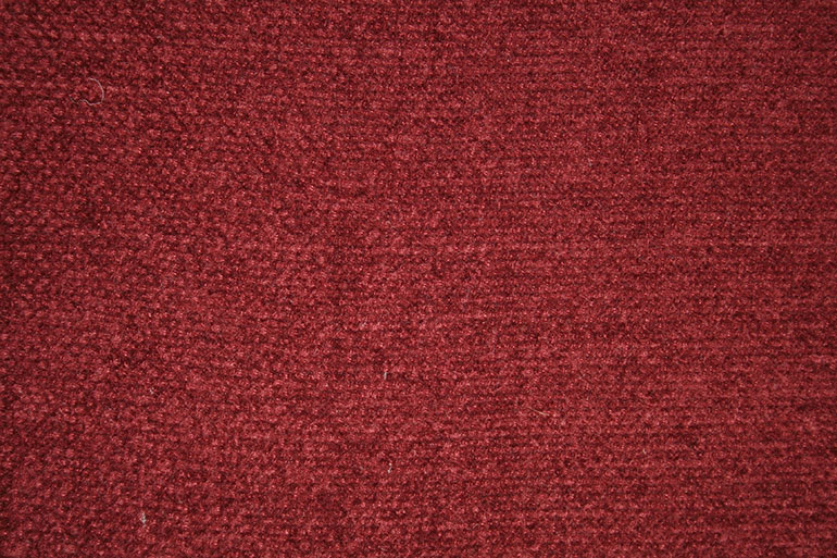 Red color textile texture – free download