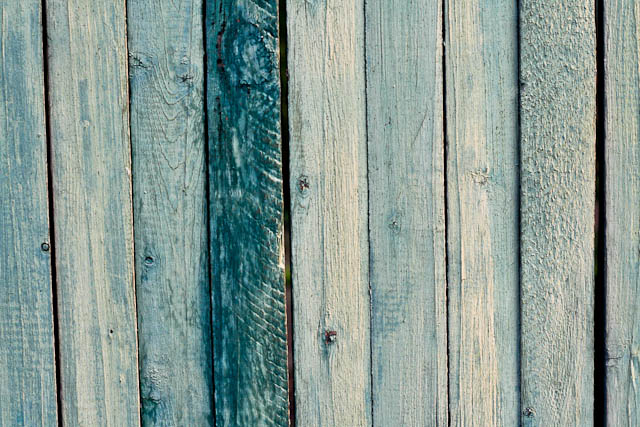 Green planks old texture