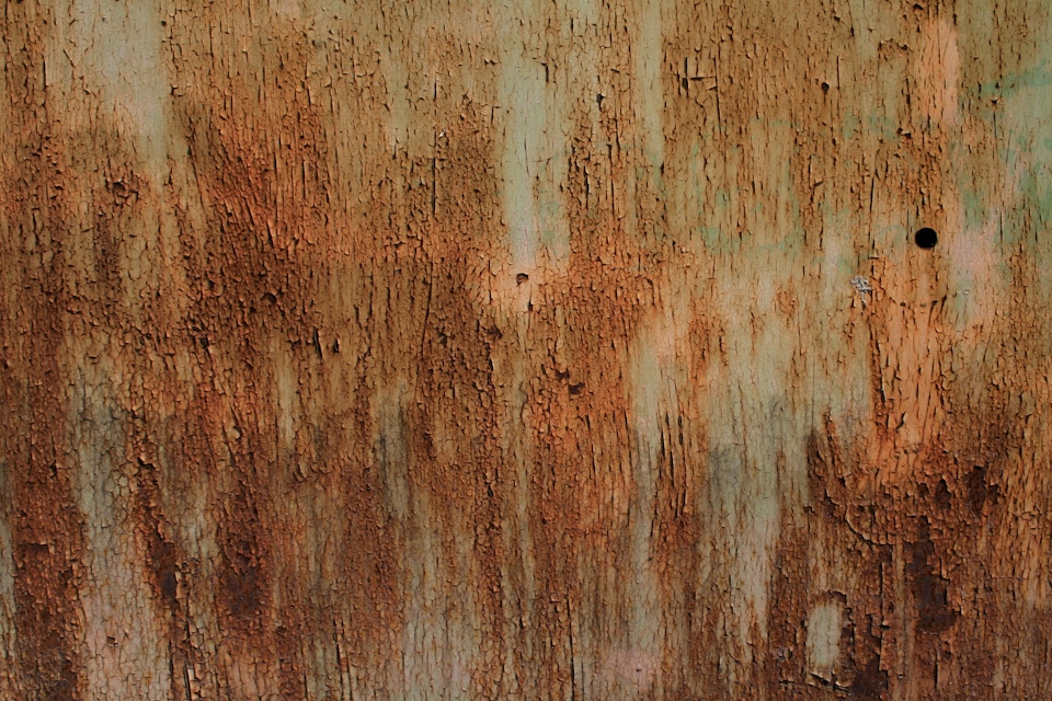 Brown rusty metal texture 3