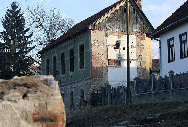 Old house in Szendrő