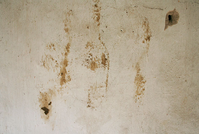 Wall texture, with dirt