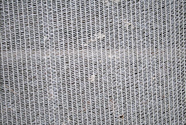 White textile net texture